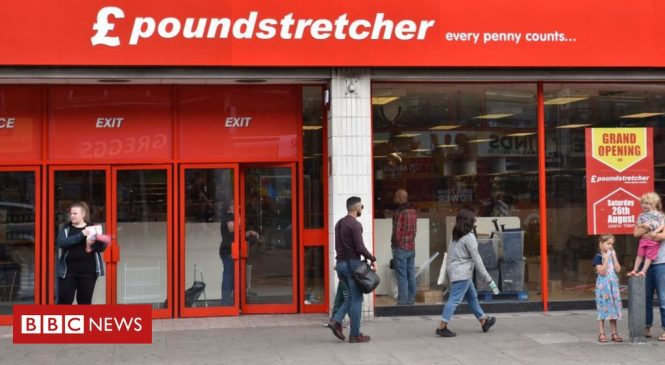 Poundstretcher could close more than half its UK stores