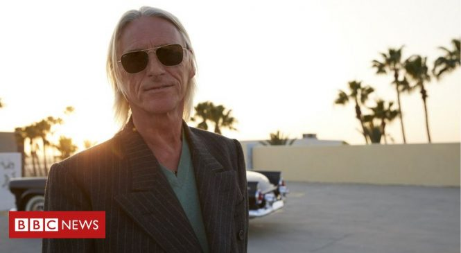 Paul Weller: 'People weren't ready for my house record'