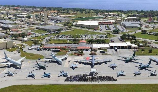 35 COVID-19 cases found in single Air Force unit in Guam