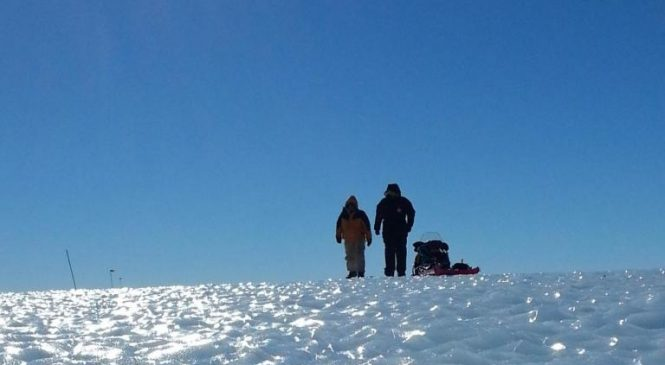 Climate change mystery solved: Ancient sea ice loss spurred Antarctic cold reversal