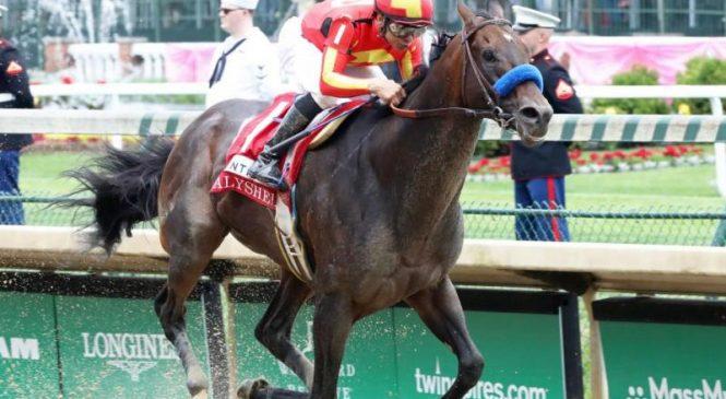 Big guns return to the track in weekend horse racing