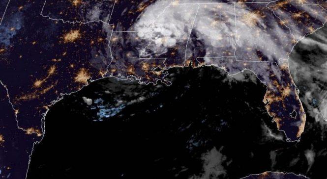 Cristobal weakens to tropical depression over U.S. Southeast