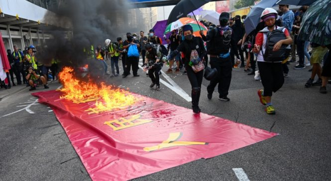 G7 urges China to 'reconsider' imposing security law on Hong Kong