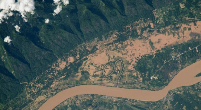 Humans a more immediate threat to large river systems than climate change