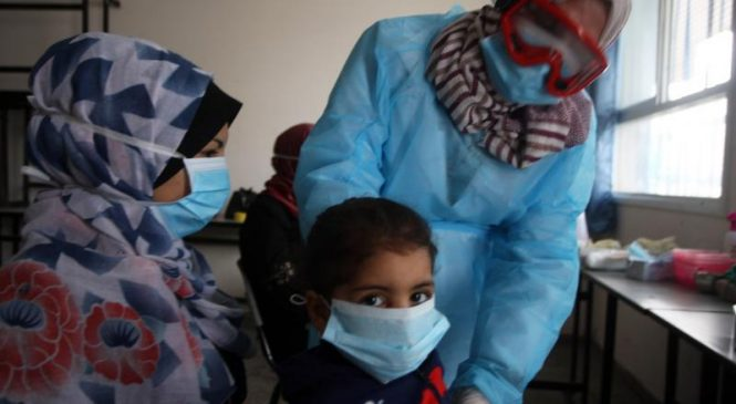 U.N. chief calls for protection of migrants, refugees amid pandemic