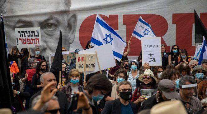 Israeli court releases anti-Netanyahu activist after arrest