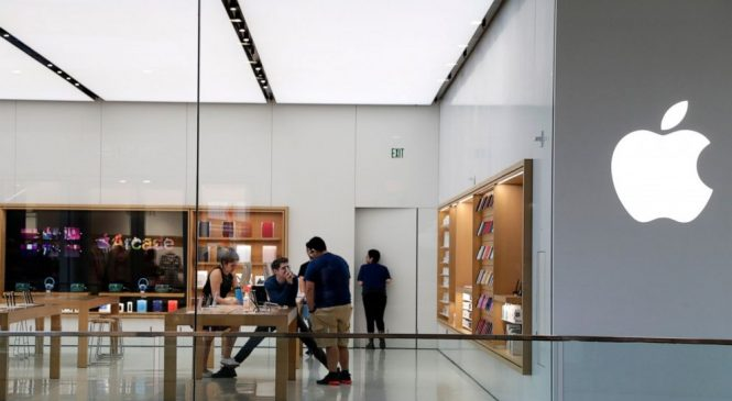 Apple closes stores in 4 states, again, as infections rise
