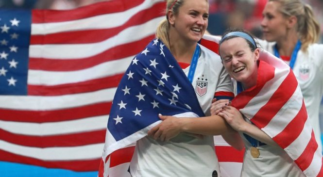 Women's soccer, return of U.S. team sports highlight weekend schedule