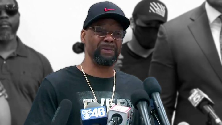Rayshard Brooks shooting: US policeman faces murder charge