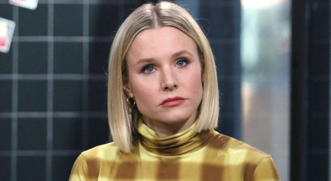 'It was wrong': Kristen Bell will no longer voice mixed-race character