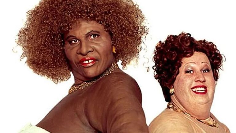Little Britain has been pulled from BBC iPlayer and Netflix after facing criticism for its blackface characters. Pic: BBC