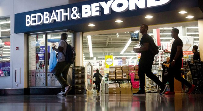 Stocks making the biggest moves after hours: Bed Bath & Beyond, NIO, Costco and more