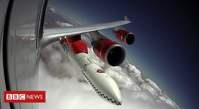 The tech behind Virgin Orbit's mission to space