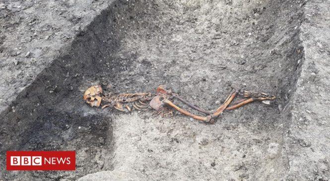 Iron Age 'mystery' murder victim found in Wendover