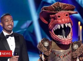 Nick Cannon to keep Masked Singer job after apologising for anti-Semitic comments