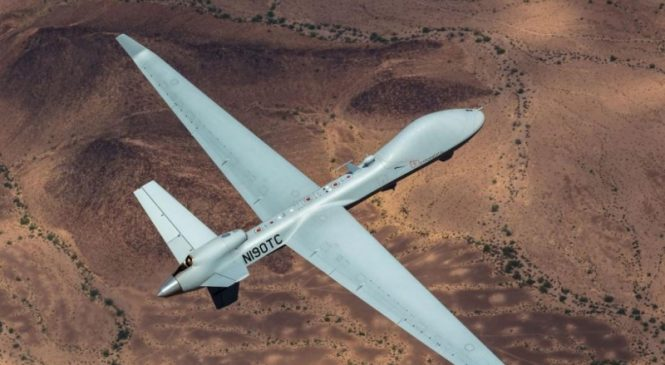 Britain buys General Atomics' Protector drone in $81M deal