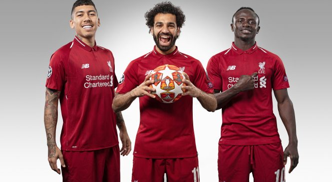 Mo Salah, Sadio Mane and Roberto Firmino reach incredible milestone number of combined goals for Liverpool under Jurgen Klopp