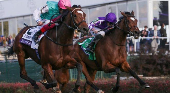 Pandemic creates action-packed weekend in European horse racing