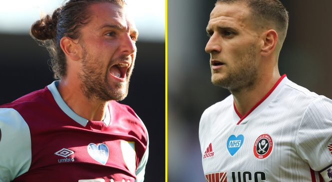 Burnley vs Sheffield United LIVE talkSPORT commentary: Full coverage from Turf Moor and confirmed teams