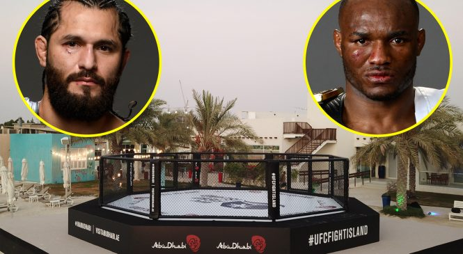 UFC 251 LIVE TONIGHT: Usman vs Masvidal start time, round-by-round updates and full commentary of first Fight Island event