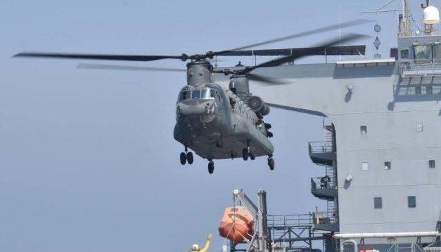 U.S., UAE conclude exercises in Arabian Gulf