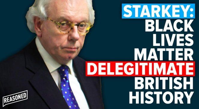 David Starkey criticised over slavery comments