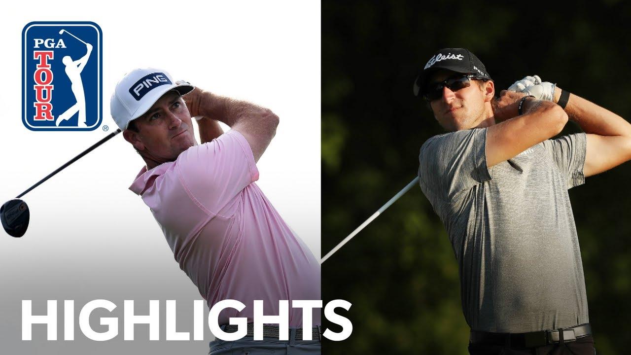 Michael Thompson, Richy Werenski share Round 2 lead at 3M Open