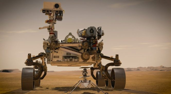 NASA's most advanced Mars rover ready for launch