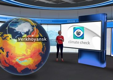 Climate change: Siberian heatwave 'clear evidence' of warming