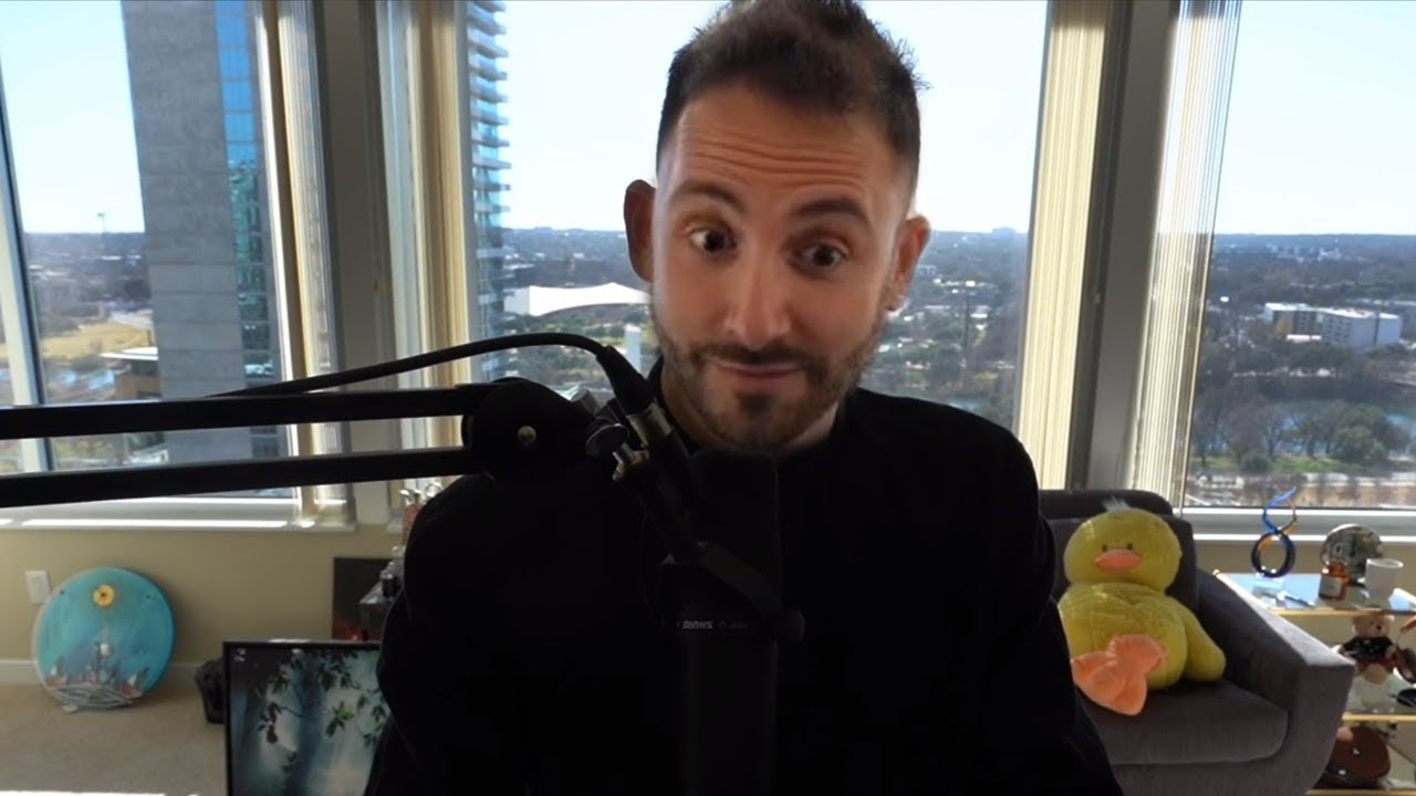 Reckful: Tributes paid after gaming star's death