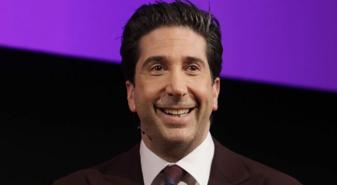 Friends reunion could begin filming next month, David Schwimmer says