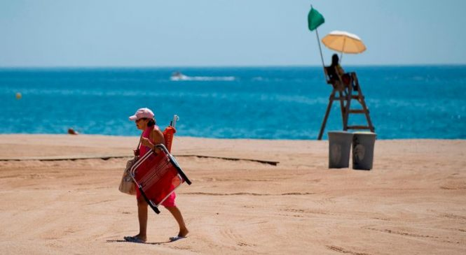 Tui cancels all flights to Spain and Canary Islands