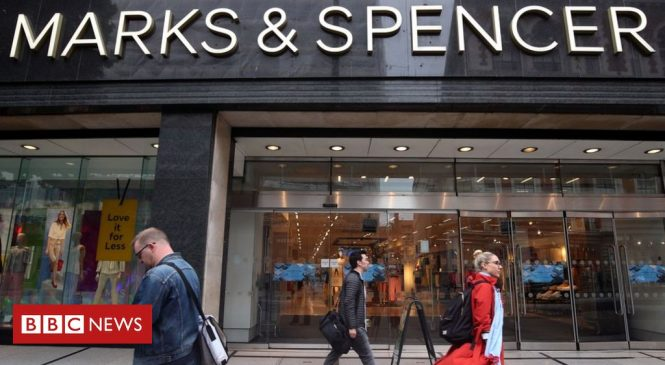 M&S to cut 7,000 jobs over next three months