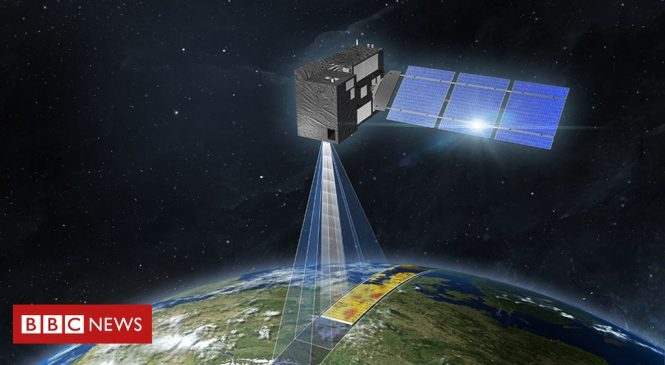 European Sentinel satellites to map global CO2 emissions