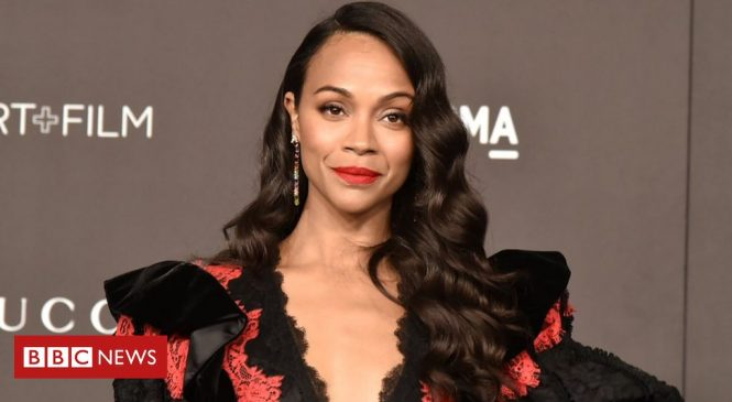Zoe Saldana apologises for playing Nina Simone: 'She deserved better'