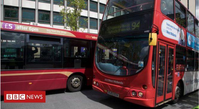 National Express to use jobs bonus to cut bus fares