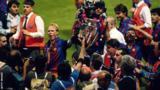 Ronald Koeman: Barcelona name former player as new head coach