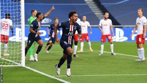 RB Leipzig 0-3 Paris St-Germain: PSG reach first Champions League final