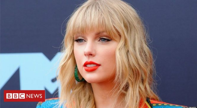 Taylor Swift's cash gift helps student take up degree