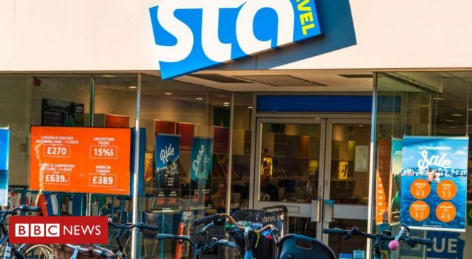 Coronavirus forces STA Travel out of business