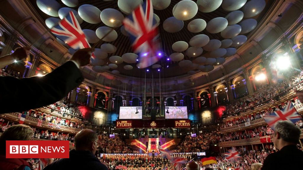BBC Proms: Rule, Britannia! and Land Of Hope And Glory will feature on Last Night