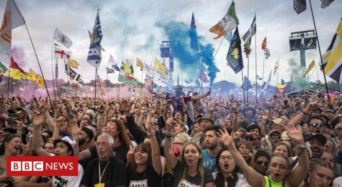 Glastonbury 2021 'aims to be back in June', Emily Eavis says