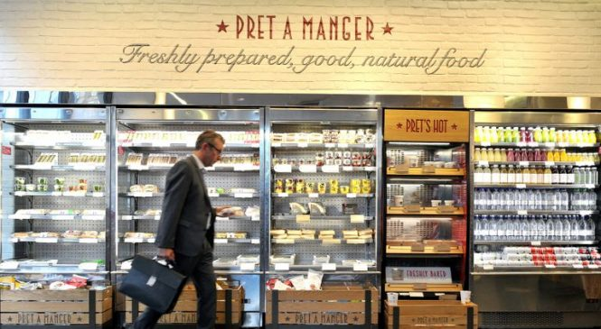 Pret cuts 2,800 jobs as sales sink to lowest level in 10 years