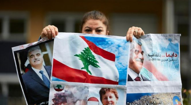 Surprise judgement sees Hezbollah trio acquitted of killing Lebanon's former PM