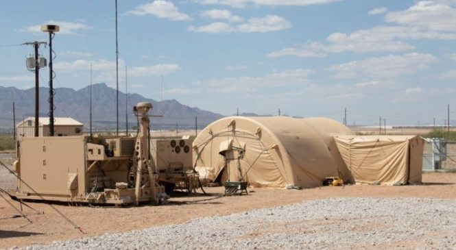 Army testing new air defense system, laser weapons