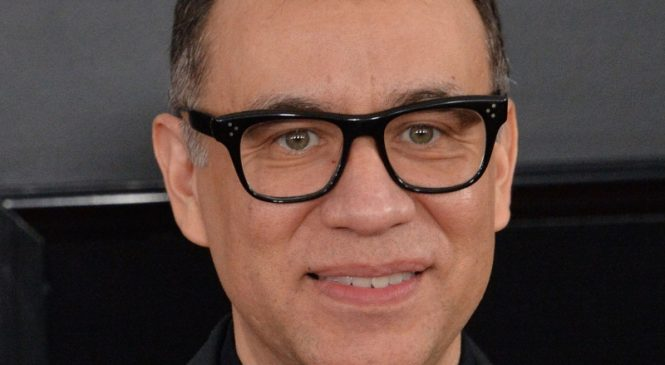 Fred Armisen, John C. Reilly to star in 'Moonbase' comedy