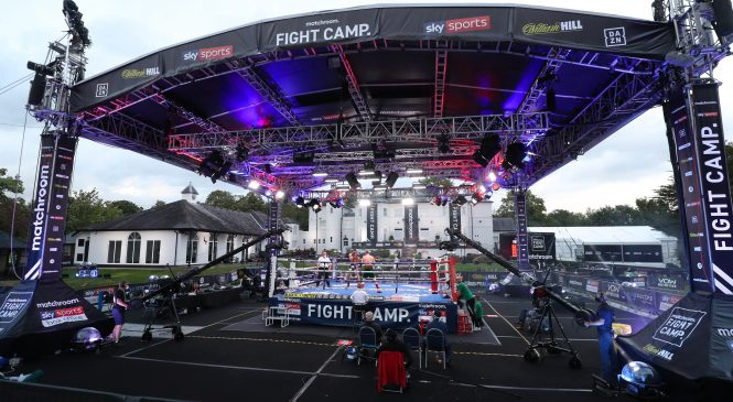 Whyte vs Povetkin LIVE: Stream, TV channel, ring walk time, radio coverage and latest updates
