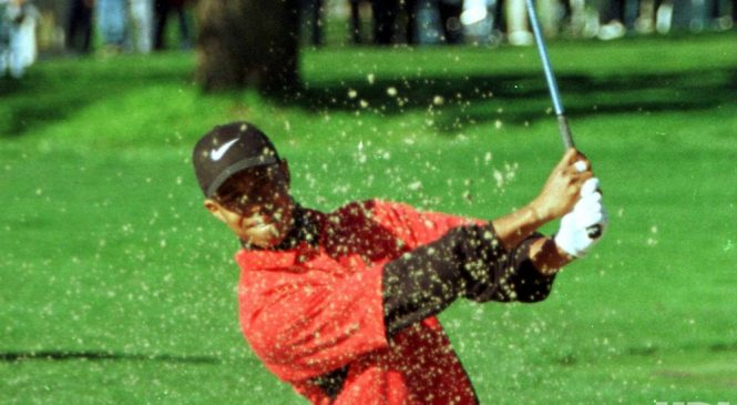 In Photos: Moments from Tiger Wood's career