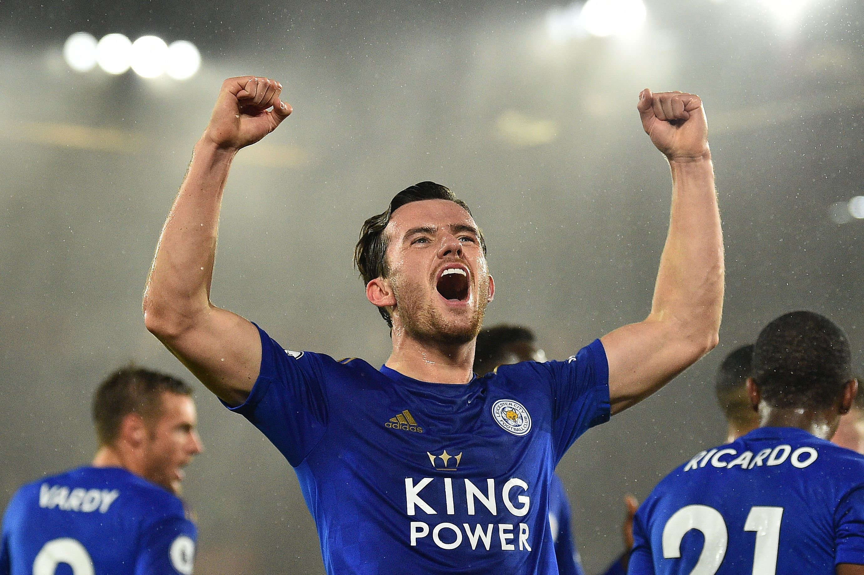 Chilwell could be the solution to Chelsea's problems at left-back