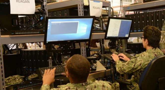Navy's information warfare research effort gets $400M in new funding